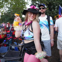 Festival Fashionista, Austin City Limits 2018, photo by Amy Price