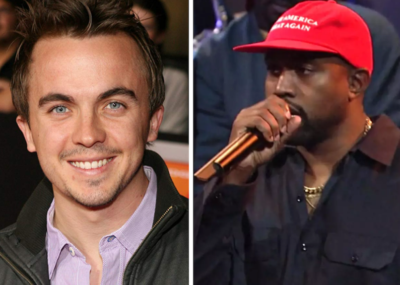 Frankie Muniz comes to Kanye West's defense | Consequence of ...