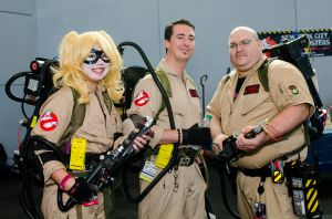 Ghostbusters New York Comic Con 2018 Ben Kaye-36