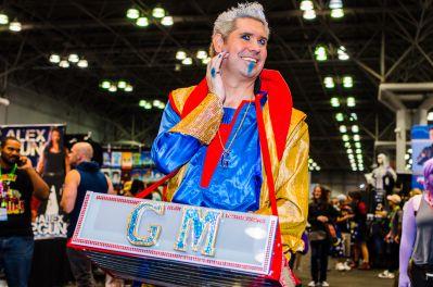 Grandmaster New York Comic Con 2018 Ben Kaye-4