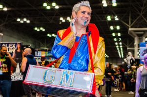 Grandmaster New York Comic Con 2018 Ben Kaye-4
