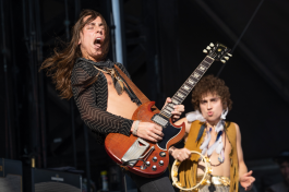 Greta Van Fleet, Austin City Limits 2018, photo by Amy Price