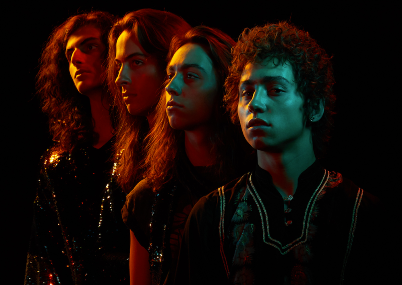 Greta Van Fleet Anthem of the Peaceful Army Album Release Stream
