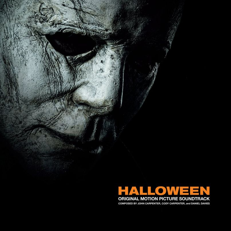 Halloween 2020 Soundtrack Album Cover Fan Art Album Review: John Carpenter Carves Out a Brutally Angry Score for