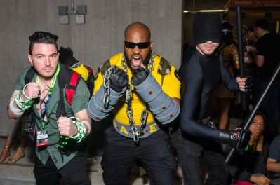 Iron Fist Luke Cage Daredevil The Defenders New York Comic Con 2018 Ben Kaye-47