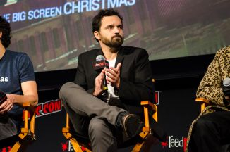 Jake Johnson New York Comic Con 2018 Ben Kaye-1