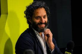 Jason Mantzoukas New York Comic Con 2018 Ben Kaye-1