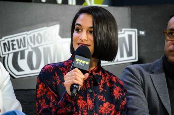 Jenny Slate New York Comic Con 2018 Ben Kaye-1
