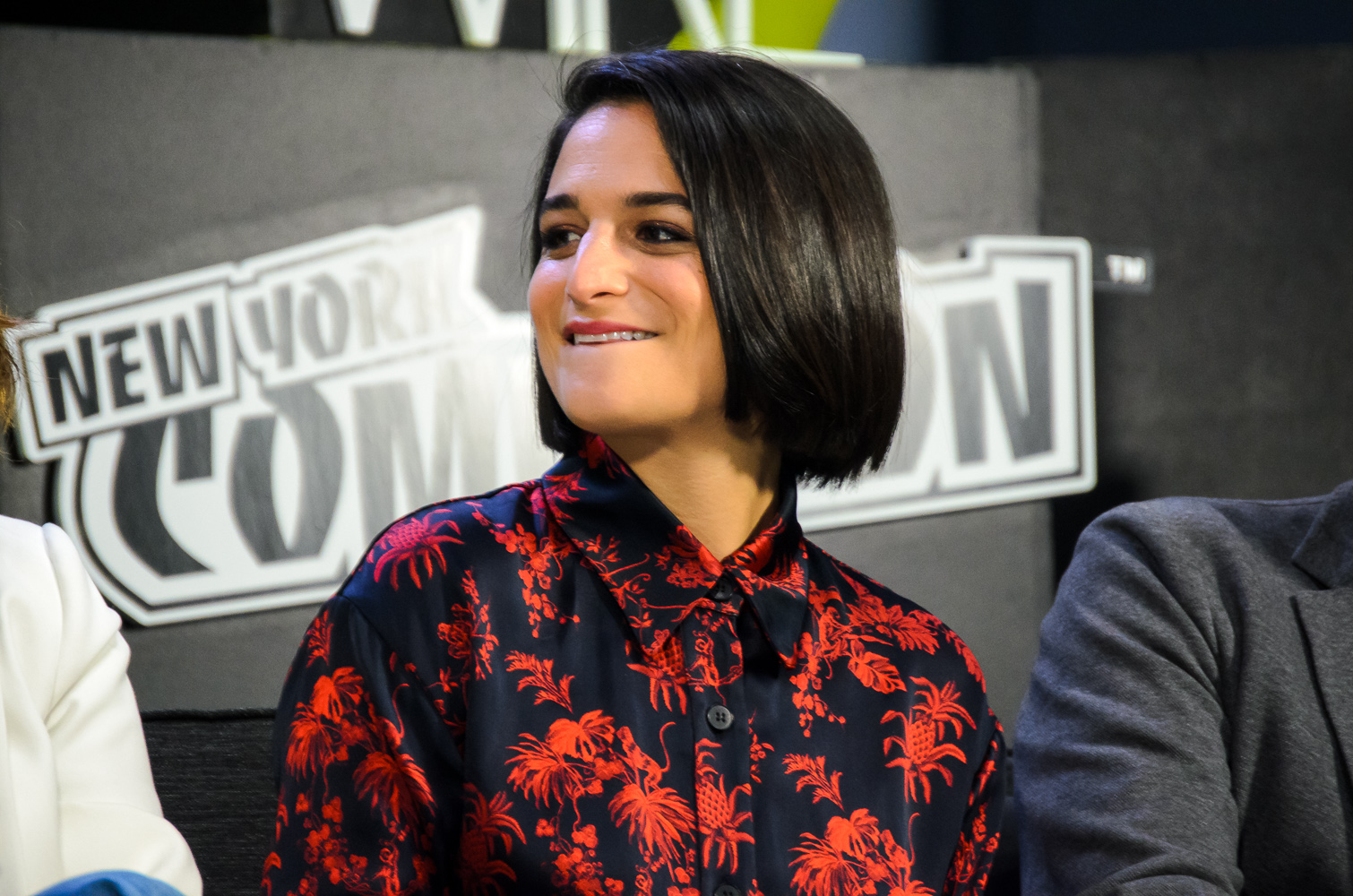 Jenny Slate New York Comic Con 2018 Ben Kaye-1