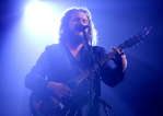 "Video Jim James ""Over and Over"" on The Tonight Show"
