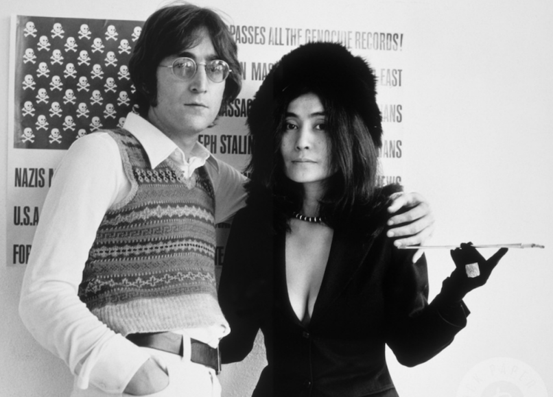 Jean Marc Vallee biopic John Lennon and Yoko Ono