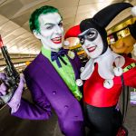 Joker Harley Quinn New York Comic Con 2018 Ben Kaye-115
