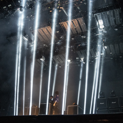 Justice, Austin City Limits 2018, photo by Amy Price