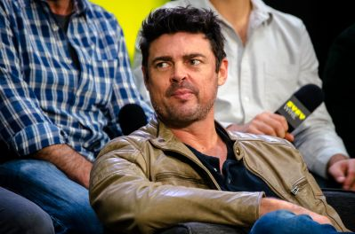 Karl Urban New York Comic Con 2018 Ben Kaye-28