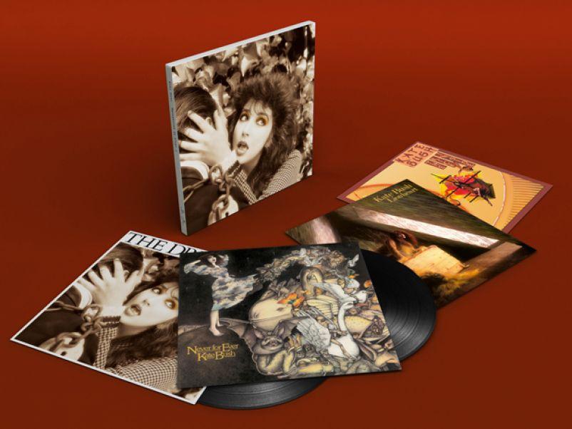 Kate Bush Vinyl Box 1