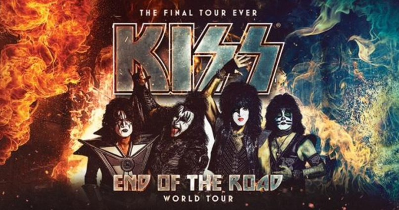 KISS's End of the Road World Tour