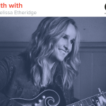 Kyle Meredith with Melissa Etheridge