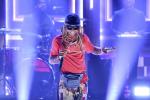 Lil Wayne The Tonight Show Starring Jimmy Fallon Andrew Lipovsky:NBC Deep Issues Deep Tissues