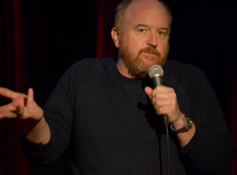 Louis C.K. does second Comedy Cellar show
