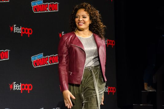 Luna Lauren Velez New York Comic Con 2018 Ben Kaye-89