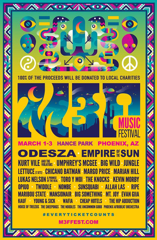 M3F Music Festival 2019