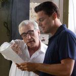 Martin Scorsese and Leonardo DiCaprio, Appian Way