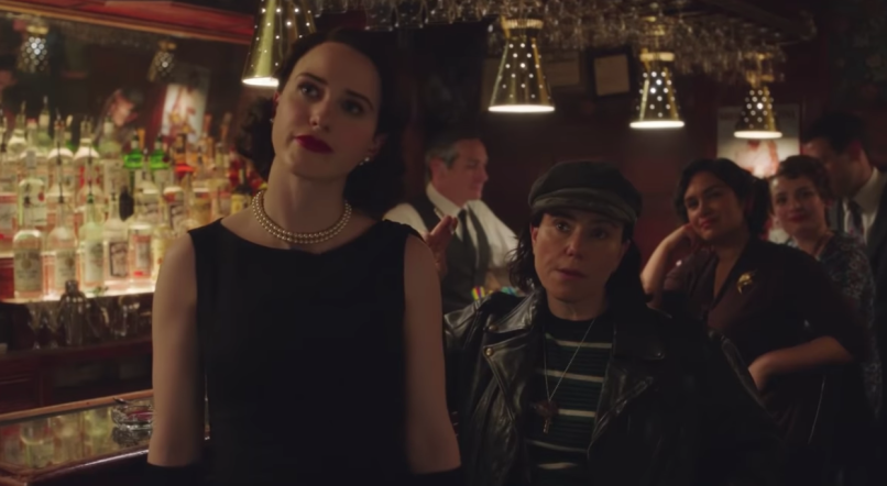 marvelous mrs maisel season 2 trailer