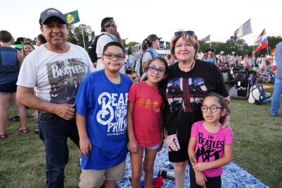 Beatlemania, Austin City Limits 2018, photo by Amy Price