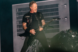 Metallica, Austin City Limits 2018, photo by Amy Price