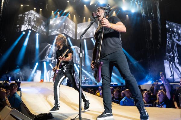 Metallica, Paul McCartney, and Travis Scott Deliver a