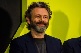Michael Sheen New York Comic Con 2018 Ben Kaye-2