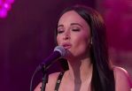 Video Kacey Musgraves Love is a Wild Thing Kimmel