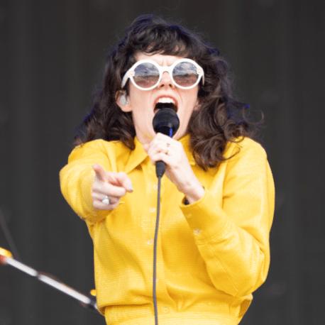 Natalie Prass, Austin City Limits 2018, photo by Amy Price