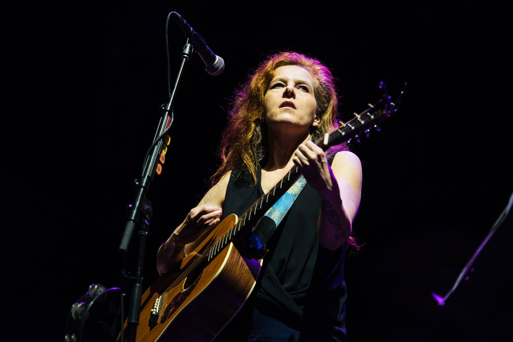 Neko Case, Adult Swim Festival, photo by Adult Swim