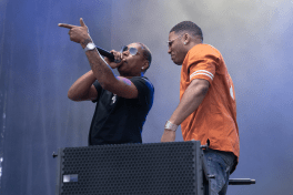 Nelly, Austin City Limits 2018, photo by Amy Price