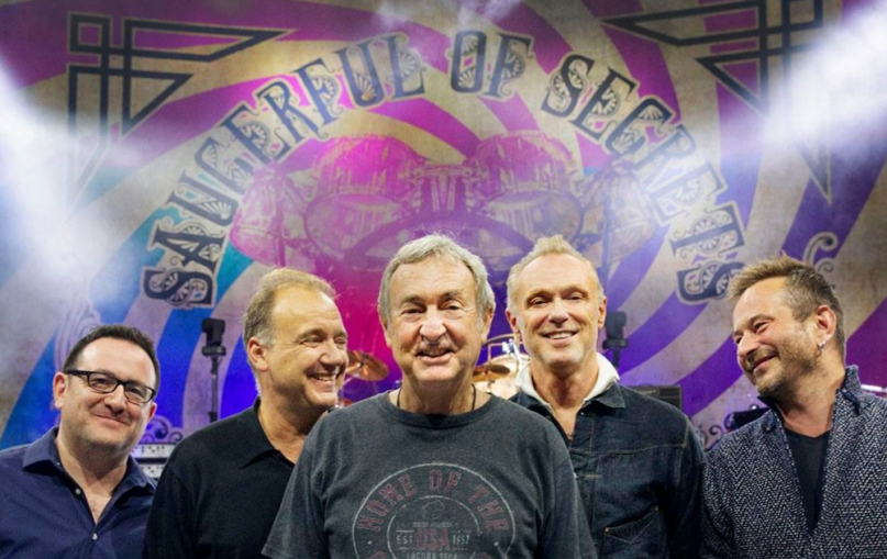 Pink Floyd Tour 2019 Nick Mason to perform early Pink Floyd music on 2019 U.S. tour