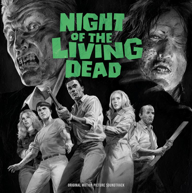 night of the living dead ost