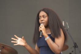 Noname, Austin City Limits 2018, photo by Amy Price