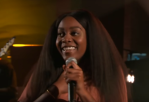 Noname on Colbert