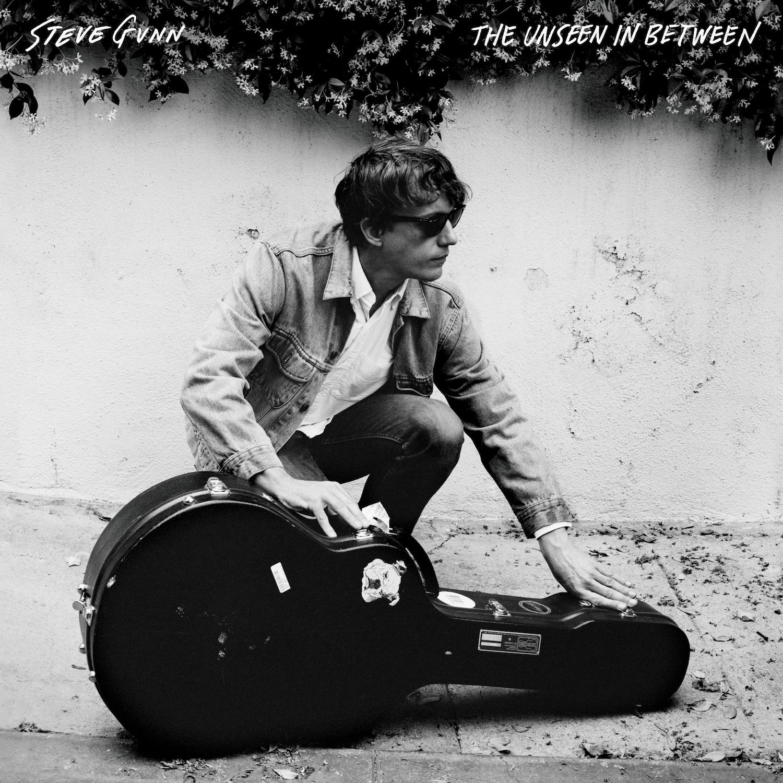 Steve Gunn the Unseen in between album cover art artwork