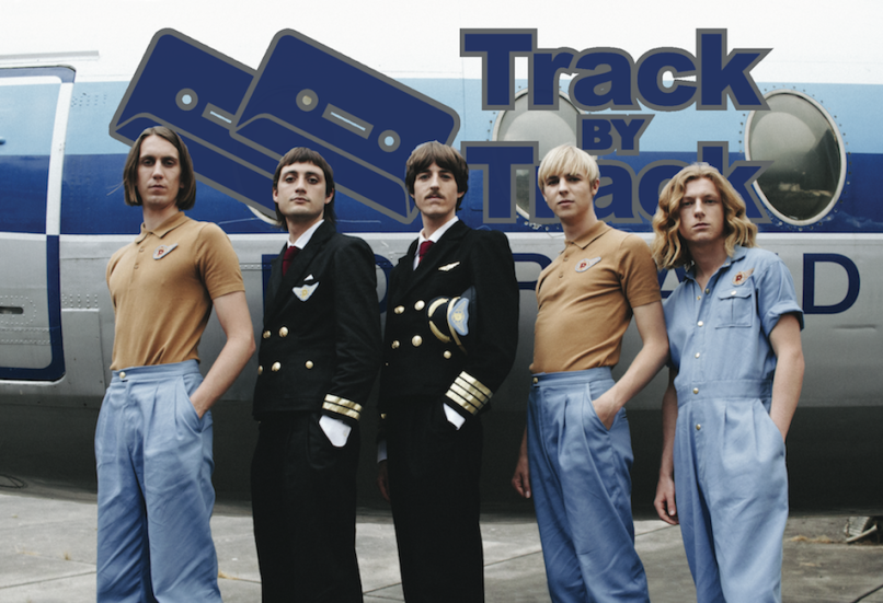 Parcels break down their funky self-titled debut Track by