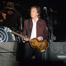 Paul McCartney, Austin City Limits 2018, photo by Amy Price