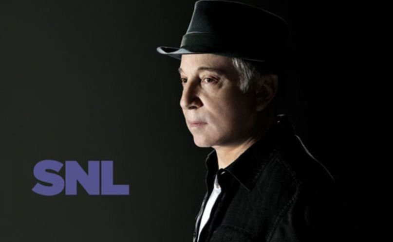 Paul Simon on SNL