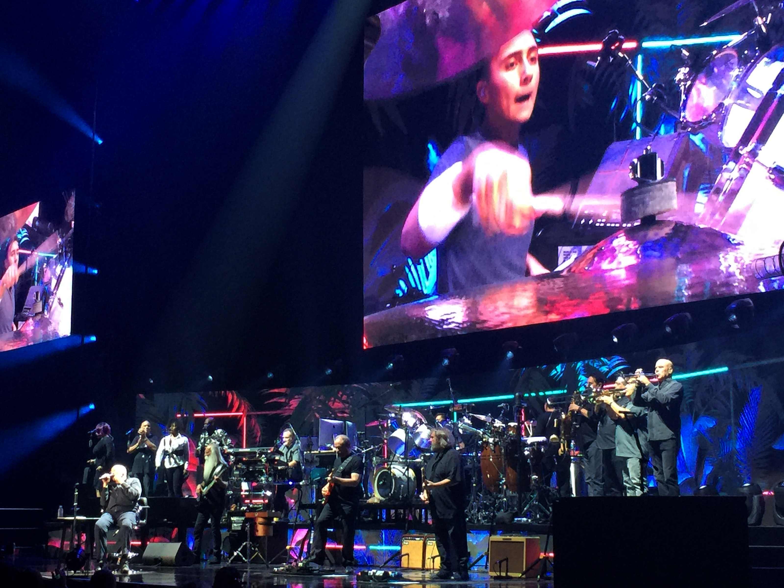 phil collins not dead yet tour missed again nic collins Live Review: Phil Collins Return to the Stage Comes Stateside to Florida (10/5)