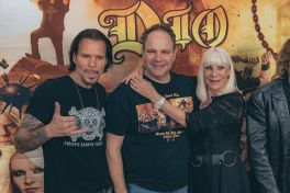 Eddie Trunk, Wendy Dio