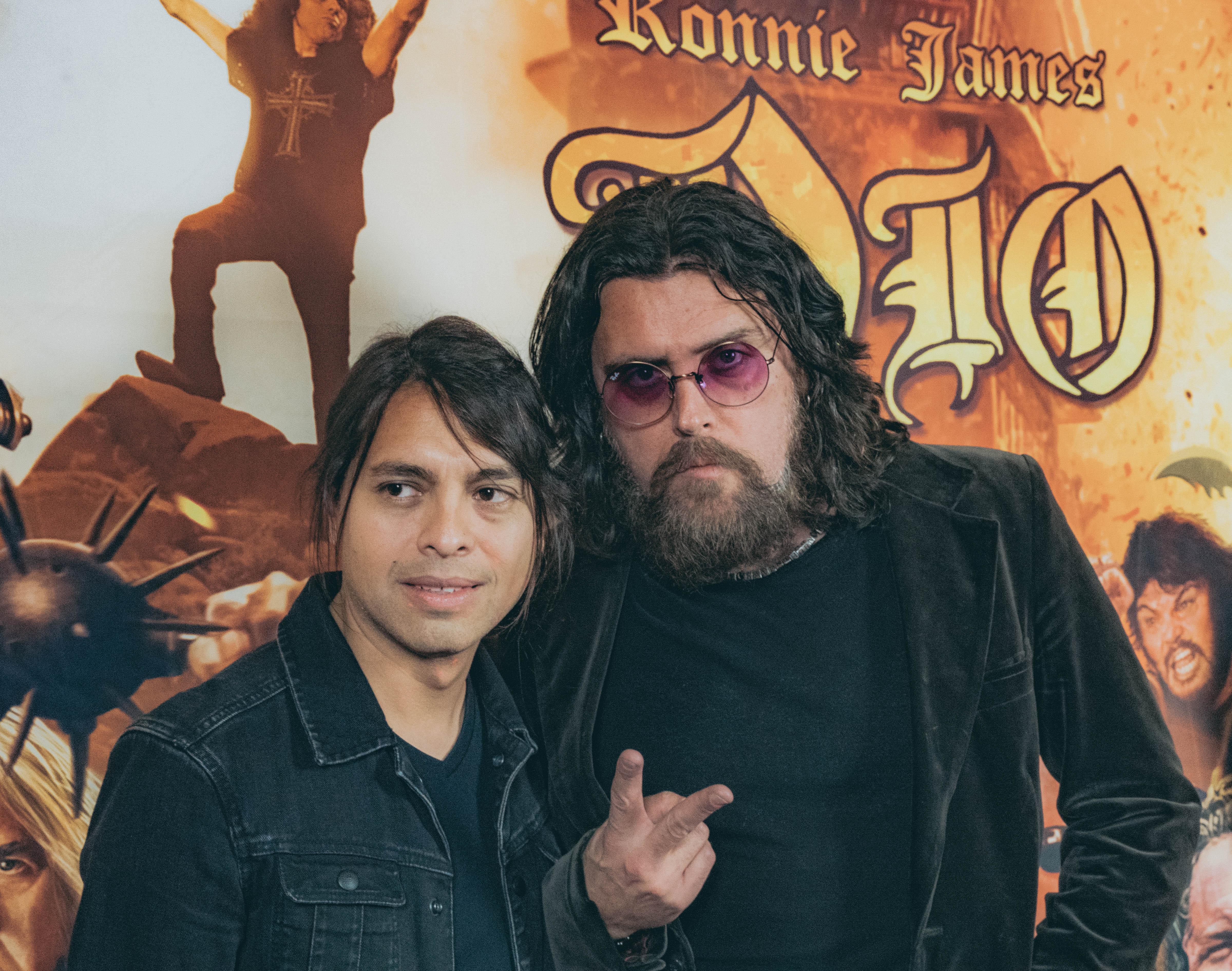 Louis Maldanado and Damon Fox