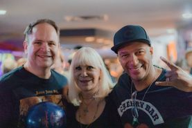 Eddie Trunk, Wendy Dio, Tom Morello