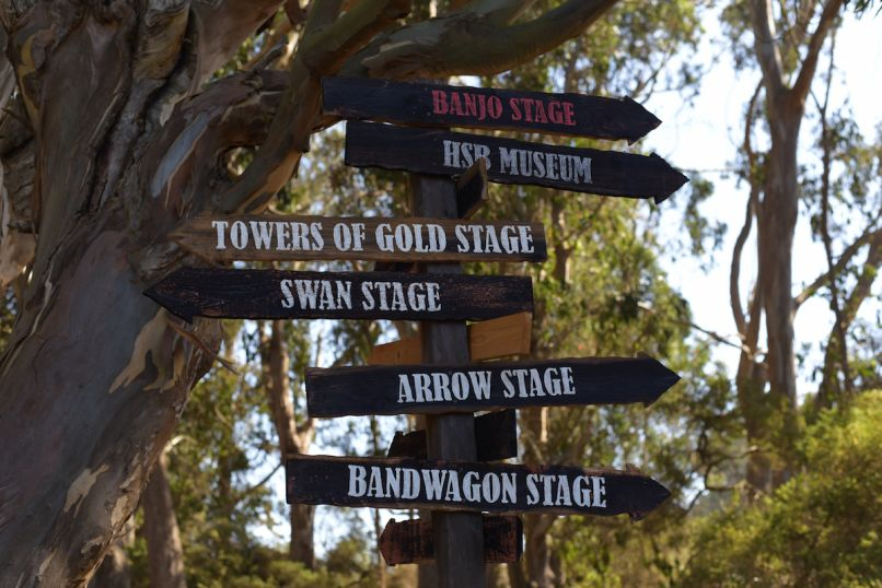 Pick a Stage (Photo by Kristen Wrzesniewski)