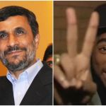 Mahmoud Ahmedinejad/Tupac Shakur
