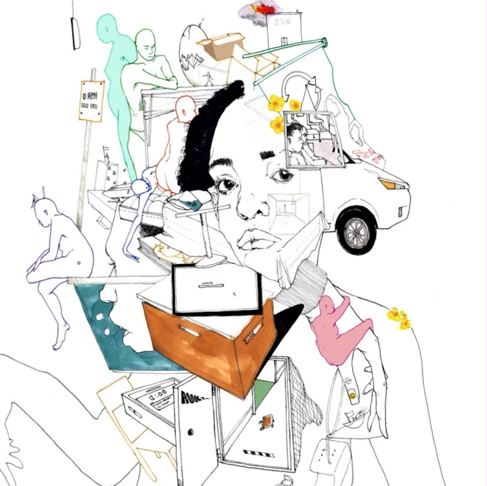 Noname to replace Room 25 cover artwork following assault